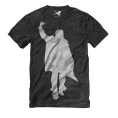 Anyone who doesn't want to wear a Breakfast Club tee can eat our shorts.  Black graphic T-shirt Unisex Bender from The Breakfast Club design Extra soft tri-blend poly/cotton/ray