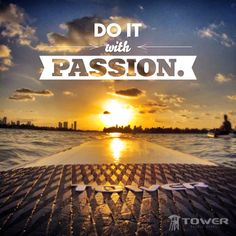 Tower - Paddle Boards Do it with Passion.