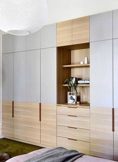 20 Best and Modern Closet Design For Your Beautiful Home – Tables and desk ideas Australian Interior Design, Interior Design Awards, Wardrobe Design Bedroom, Closet Bedroom, Master Closet, Wardrobe Closet, White Wardrobe, Bedroom Office, Garderobe Design