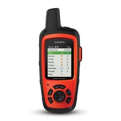 Garmin inReach Explorer Handheld Satellite Communicator with GPS Navigation Explore anywhere. inReach Explorer is the satellite communic Thing 1, Fish Finder, Phone Service, Gps Navigation, Online Shopping Stores, Cell Phone Accessories, Road Trip, Explore, Maps