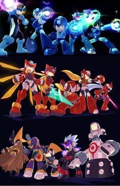 megaman star force super smash bros - Google Search