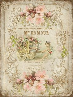 JanetK.Design Free digital vintage stuff: Valentine