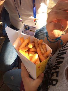 Belgian Fries #expo2015