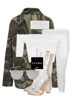 """Untitled #1474"" by elinaxblack on Polyvore featuring Topshop and WearAll"