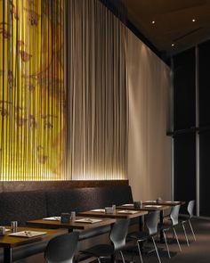 Cafe 501 by Elliott Associates Architects