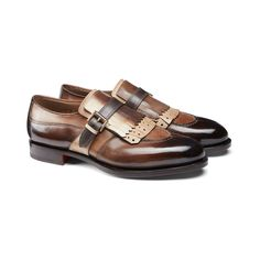 Brown Patina Handmade Classic Loafers for men custom leather shoe for men Suede Leather Shoes, Cowhide Leather, Calf Leather, Leather Men, Loafer Sneakers, Loafers Men, High Ankle Boots, Shoe Boots, Formal Shoes For Men