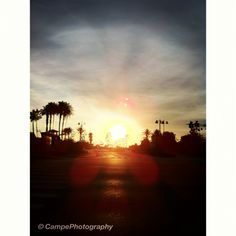 #sunrise #mornings #orlando #sun #iphoneography #campephotography #iphone4 #instagramer