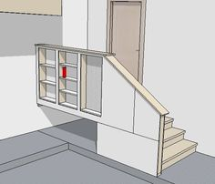 Image result for how to add a mudroom from garage to house steps