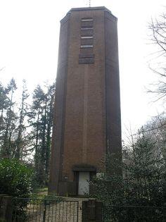 Berg en Dal Watertoren - Lijst van watertorens in Nederland - Wikipedia