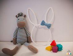 Tête de lapin au tricotin
