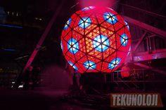 New Year's Eve | 2012 New Year's Eve Ball | Tekunoloji