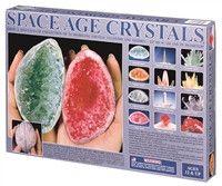 Space Age Crystals: 13 Crystals