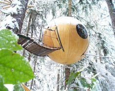 Free Spirit Houses (British Columbia, Canada).