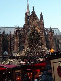 Dom en Köln (Colonia - Alemania) :) Love it!!