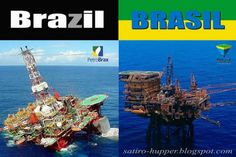 Por Dentro... em Rosa: Ir para a rua, mas para defender a Petrobras dos e...
