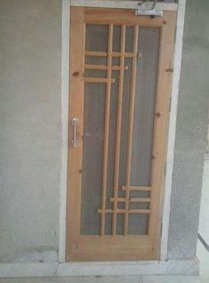 New Wooden Jali Door Design Main 53 Ideas - Wood Working Wooden Front Door Design, Door Gate Design, Room Door Design, Door Design Interior, Main Door Design, Wooden Front Doors, Glass Front Door, Wood Exterior Door, Exterior Front Doors