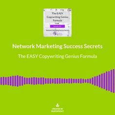 Episode #4 of the Network Marketing Success Secrets podcast is now live!  In this episode, you'll learn...