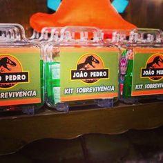 Super original para o tema dinossauros www.entrenafesta.com.br By @ateliermontanhamagica #festainfantil #aniversario #festadinossauros #dinossaurosparty #festadecrianca #sonhodefesta #lembrancinha #convite #dinossuros #dino #blogdefestainfantil #inspiracoes #inspiracoesdefesta #inspiracoesdefestainfanfil