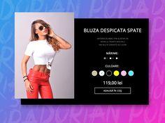 Dorian Popa Shop - Product Card