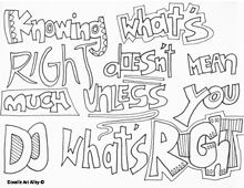 Bullying Coloring Pages, from Doodle Art Alley, Free and printable! Quote Coloring Pages, Colouring Pages, Printable Coloring Pages, Coloring Sheets, Coloring Pages For Kids, Coloring Books, Mandala Coloring, Bullying Lessons, Stop Bullying