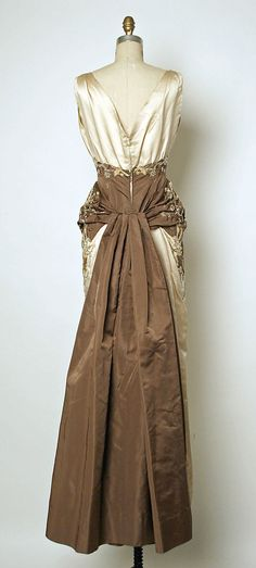 Vintage Gown by Pierre Balmain 50-s