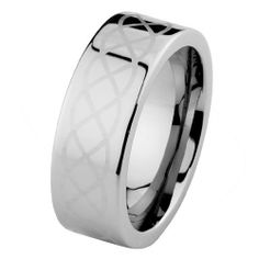 8mm Celtic Design Laser Engraved Cobalt Free Tungsten Carbide COMFORT-FIT Wedding Band Ring for Men and Women (Size 5 to 15) GoldenMine. $18.00. Manufactured using only up-to-date manufacturing techniques ensuring excellent quality and value, and as always our tungsten rings are cobalt free.. All tungsten rings include free standard shipping with purchase of over $30. New to the Jewelry World, Tungsten Rings are growing to be one of the most popular choices for Wedding Bands....