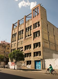 YWCA, Calle Morelos, Mexico City