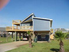 Pool - 5 min walk to beach. $1600-$2300 Wk  3/2 - Sleeps 10 San Luis Beach   Vacation rental in Galveston from VacationRentals.com! #vacation #rental #travel