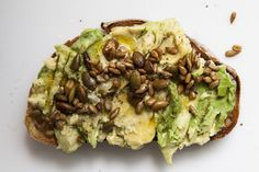 5 (New!) Ways to Top Avocado Toast - Bon Appétit