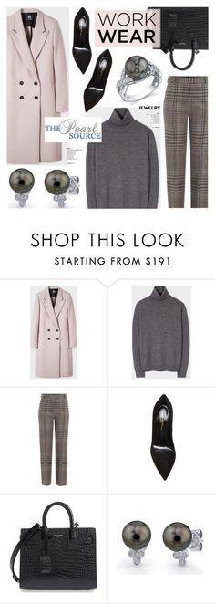 """""""The Pearl Source 55"""" by anyasdesigns ❤ liked on Polyvore featuring Paul Smith, PS Paul Smith, 3.1 Phillip Lim, Gianvito Rossi and Yves Saint Laurent"""