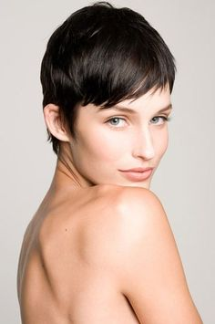 Feminine+Very+Short+Hairstyles | Hairstyles for Short Straight Hair | 2014 Short Hairstyles for Women