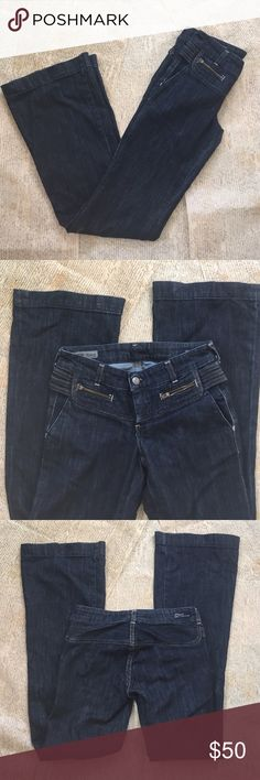Citizens of humanity Mint condition trouser fit stretch jeans Citizens of Humanity Jeans Flare & Wide Leg