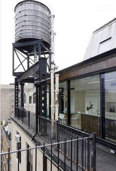 NYC Rooftop Penthouse