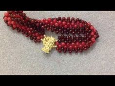 Right Angle Weave, Simple Bracelet ~ Seed Bead Tutorials
