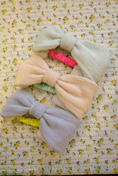 SOWA knit hairband - monster in my daydream