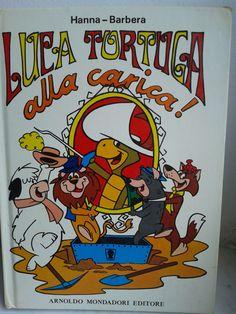 Luca Tortuga alla carica Hanna Barbera