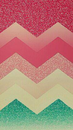 Chevron Wallpaper, Glitter Wallpaper, Flower Wallpaper, Pattern Wallpaper, Phone Backgrounds, Wallpaper Backgrounds, Iphone Wallpapers, Wallpaper Ideas, Pink Walls