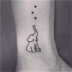 Elephant Tattoo Designs for Women - Bing images