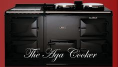 Aga - had to look this one up!  Love the 'Englishness' of the English - Google Search