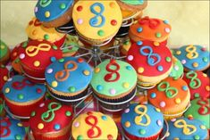 Vans Donuts, School Birthday, Party Treats, Children, Kids, Muffin, Birthdays, Sweets, Candy