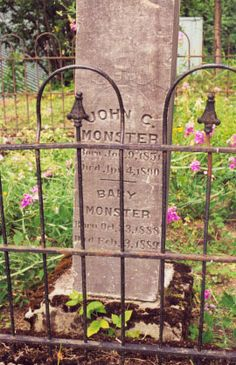 What: Making an after-dark stopover in a local graveyard on All Hallows Eve. Why: I'd like you to meet a friend of mine. She just turned 121 this month. In 1880, her father, John C. Monster, secured a donation claim in the Renton Valley, down the hill from my home. He and his brother Frank Jr.…