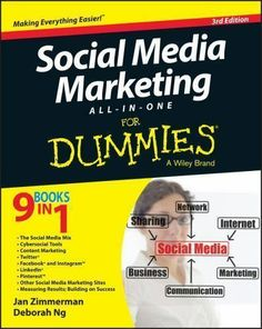 Updated to include information on engaging with your community, measuring your efforts, blending your social media with other online and offline marketing Marketing Website, Marketing Online, Facebook Marketing, Internet Marketing, Digital Marketing, Marketing Ideas, Mobile Marketing, Marketing Tactics, Marketing Strategies