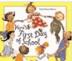 Vera's first day of school [electronic resource] Rosenberry, Vera. Vera cannot wait to finally start school, but the first day does not go exactly as she had anticipated.  Subject: First Week of School.