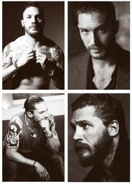 The Hot and Sultry Mr. Tom #Hardy