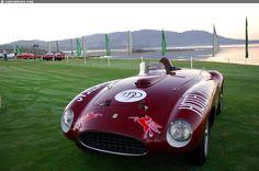 1954 Ferrari 250 Monza | Conceptcarz.com