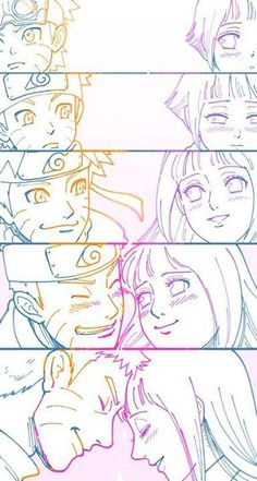 naruhina...I always shipped them from the very beginning. I'm very happy they ended up together!!: