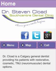 Calgary Cosmetic Dentist -- www.drcload.ca