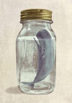 Extinction Art Print by Terry Fan