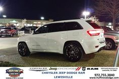 #HappyAnniversary to Alex Denisov on your 2014 #Jeep #Grand Cherokee from Everyone at Huffines Chrysler Jeep Dodge Ram Lewisville!