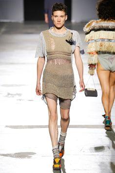 Vivienne Westwood Spring 2017 Menswear Fashion Show